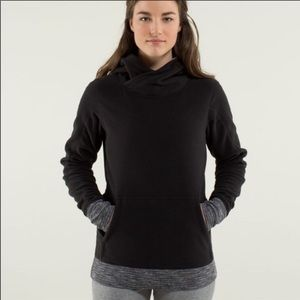 Lululemon Runaway Hood Pullover Fleece Sweatshirt